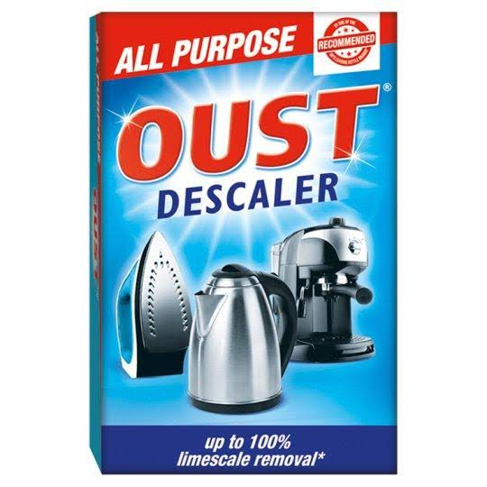 Oust All Purpose Descaler - 3 x 25ml