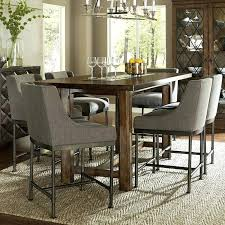 Countertop Dining Set Room Sets Counter Height Tables Furniture Row 9 Within Table Ideas