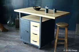 meuble cuisine central meuble cuisine industriel cuisine central cuisine style jpg