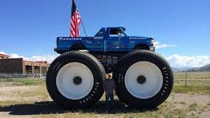 100 Biggest Monster Truck The In The World Bigfoot 5 YouTube