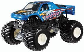 100 Monster Truck Unleashed Hot Wheels Jam Dragons Breath DieCast Vehicle 124 Scale