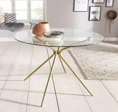 esstisch silvi tischplatte aus glas kaufen otto