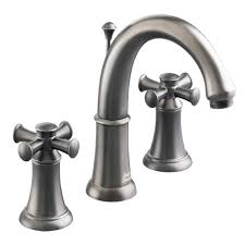 American Standard Faucets Bathroom by American Standard 7420 821 295 Portsmouth Widespread Lavatory