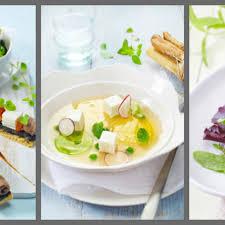 3 recettes cuisine 3 recettes au fromage frais par le chef étoilé cyril haberland