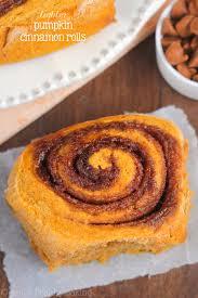 Easy Pumpkin Desserts by Pumpkin Cinnamon Rolls Amy U0027s Healthy Baking