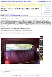 For $7,000, Is This A Fairlane Or A Greatlane? '60s Week! 2015 Chevrolet Silverado 1500 For Sale Nationwide Autotrader 16inchwestofpeoria Wondering How Far A Small Bicycle Can Go Craigslist Fools Gold Screenshot Your Ads The Something Awful Forums Boyd Automotive In Hendersonville Nc Asheville Columbus Porsche Cars A Rare 1989 Pontiac 20th Anniversary Turbo Trans Am Is For Chrysler Tc By Maserati Sale This Guy Has 13 25000 Ray Bobs Truck Salvage Immaculate 2008 Honda Civic Si Indiana Nasioc Dealership Indianapolis In Ford Fusion 46204 Best Ad Weve Seensince Last Week
