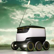 These Cute 6-wheeled Robotic Delivery Trucks Begin Testing In Europe ... Delivery Trucks The Fairfax Companies Lube Oil Western Cascade Used Cooking Oil Powers Seleven Japans Delivery Trucks Special Report Tesla Forsakes 77b To Build Semis Instead Of Our Six Crown Lp Gas Are On The Road 7 Days A Week Bimbo Bakeries Usa Deploys Fueled By Propane Autogas Ups Orders Fleet 50 Allectric Slowly A New Truck Is Way And Its Not From British Run Food Waste Organic Authority Says It Will Add Electric