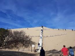 escalier pour la dune picture of dune du pilat la teste de buch