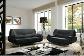 canape simili cuir noir canape simili cuir noir canapac en simili cuir clint noir 3