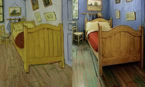 gogh la chambre l image la chambre de gogh à arles recréée à chicago slice42