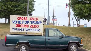 100 Ohio Light Truck In Youngstown Clinton Confronts Ghosts Of Clinton Campaign Promises