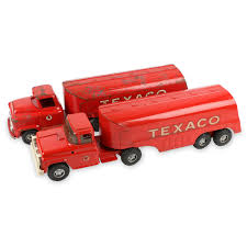 Lot Detail - Two (2) Texaco Toy Tanker Trucks Tin Toy Tank Truck Laddys Oil Vintage Style Decorative Emek 47900 Shell Scania Tank Truck Robbis Hobby Shop Vebe Pressed Steeltin With Driver For Sale Antique Toys 1994 Sunoco Toy Tanker First Of Series Has Sounds Switch Bruder Man Tgs Tanker 03775 Youtube Toy Stock Photo 324279971 Shutterstock Amazoncom 1958 B Model Mack Plastic Texaco Moving Sale Design Childrens Limited Edition Collectors Series Mobile The Alloy Aerial Ladder Fire Water 5 2018