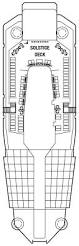 Celebrity Silhouette Deck Plan 6 celebrity silhouette cruise ships celebrity cruises
