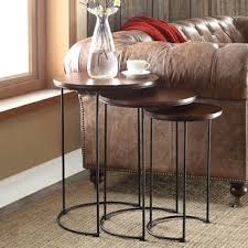 Pedestal Base End & Side Tables You ll Love