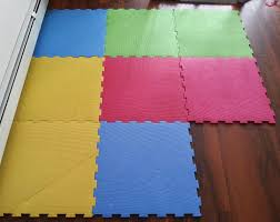 interlocking foam floor tiles easy to install