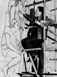 1934 diego rivera s rockefeller center mural destroyed action