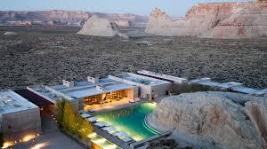 100 Luxury Hotels Utah Amangiri Hotel Resort In Inspirato