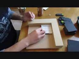 how to make hirst arts d d dungeon tiles part one pouring