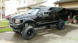 2003 Ford Excursion 7