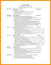 Resume Writing Bullet Points Or Paragraphs