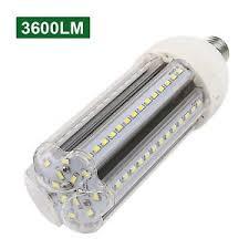 hykolity 35w led yard light bulb corn bulb 300 watt incandescent