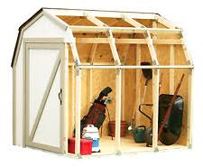 Rubbermaid Roughneck 7x7 Storage Shed by Rubbermaid Roughneck Xl 7 U0027x7 U0027 325 Cu Ft Outdoor Storage Building