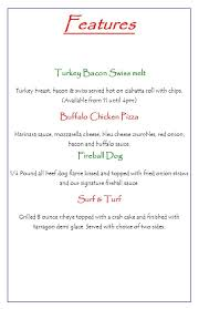 Chanos Patio Menu by 28 South Home Hagerstown Maryland Menu Prices Restaurant