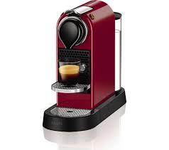 NESPRESSO By Krups CitiZ Coffee Machine