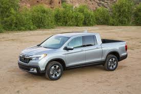 100 Honda Full Size Truck 2017 Ridgeline Debuts In Detroit With Bigger Noisier Pickup