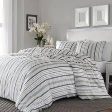Modern Striped Bedding Sets