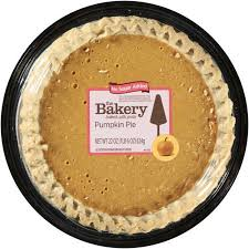 Pumpkin Pie Without Crust And Sugar by The Bakery At Walmart 8