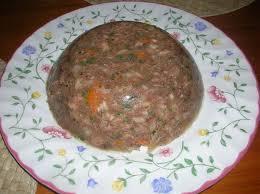 pate de tete de porc maison fromage de tête ou hure de sanglier josseline d