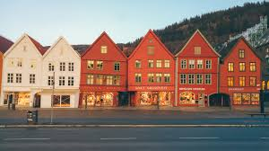 100 Houses In Norway Bryggen The Spectacular Colourful In Bergen