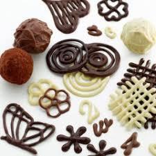 decoration patisserie en chocolat décoration au chocolat décorations pâtisseries