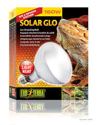 exo terra solar glo high intensity self ballasted uv