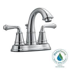 Pegasus Faucet Cartridge Nsf 61 by Speakman Rainier 4 In Centerset 2 Handle Bathroom Faucet In