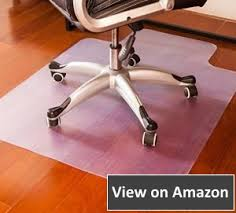 Hard Surface Office Chair Mat by 6 Best Chair Mat For Hardwood Floors And Carpets December 2017