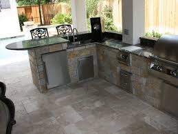Travertine Patios & Decks Design 20 — Custom Outdoors