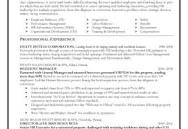Sample Project Manager Resume A Professional