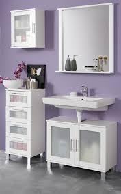 badezimmer badmöbel set 4 teilig florida weiß und glas satiniert 115 x 188 cm