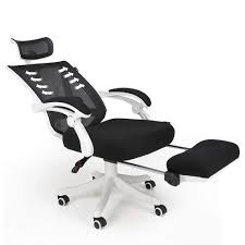 Hbada Reclining Office Desk Chair | Adjustable High Back ... Kadirya Recling Leather Office Chairhigh Back Executive Chair With Adjustable Angle Recline Locking System And Footrest Thick Padding For Comfort Lazboy Steve Contemporary Europeaninspired Moby Black Low Flash Fniture High Burgundy The Best Office Chair Of 2019 Creative Bloq Keswick Lift Rise Strless Ldon Nationwide Delivery City Batick Snow Chrome Base Recliner By Ekornes Gaming Chairs Obg65bk Details About Ergonomic Armchair