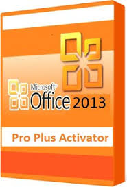 MS fice 2013 Pro Plus Activator & Product Key free Download