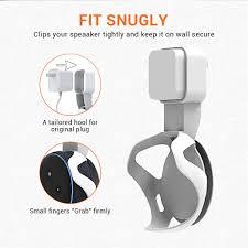 2 stücke wandhalterung ständer für echo dot 3 halterung für smart home lautsprecher für küche bad und schlafzimmer