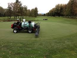 100 Eco Golf Quilchena Club Turf Care ECOTEA Biological Soil Amendment