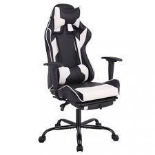 Factory Direct: New Gaming Chair Racing Style High-back Office Chair ... Rseat Gaming Seats Cockpits And Motion Simulators For Pc Ps4 Xbox Pit Stop Fniture Racing Style Chair Reviews Wayfair Shop Respawn110 Recling Ergonomic Hot Sell Comfortable Swivel Chairs Fashionable Recline Vertagear Series Sline Sl2000 Review Legit Pc Gaming Chair Dxracer Rv131 Red Play Distribution The Problem With Youtube Essentials Collection Highback Bonded Leather Ewin Computer Custom Mercury White Zenox Galleon Homall Office