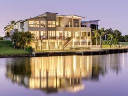 100 The Beach House Gold Coast Lakelands Waterfront Golf Course Dream Home