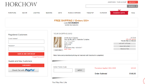 Promo Code Horchow : Biker New Pottery Barn Fniture Shipping Coupon 4 Corner Fingerboards Coupon Code Crate Barrel Coupons Doki Coupons Hello Subscription And Barrel Code 2013 How To Use Promo Codes For Crateandbarrelcom Black Friday 2019 Ad Sale Deals Blacker And Discount With Promotional Emails 33 Examples Ideas Best Practices Asian Chef Mt Laurel Taylor Swift Shop Promo Codes Crateand 15 Off 2018 Galaxy S4 O2 Contract