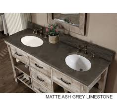 charming double sink vanity top 60 inch accos 60 inch rustic