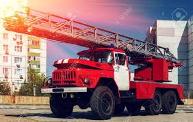 Big Red Fire Truck With A Ladder Close-up At Sunset. Stock Photo ... Panning Shot Of Big Fire Truck Arriving At Airport Stock Video My Switch Toys Big Red Fire Truck Nobodys Marigold Water Hoses In Red Russian Fighting Vehicle Pin By Bob Riegel On Trucks Pinterest Engine Engine Book Find More Engines Dvd For Sale Up To 90 Off With A Ladder Image Light The Portsmouth 75 Merrivale Road Cartoon Standing Redhead Smiling Firefighter Character Vector Isolated On White Photo Picture And Illustration 522477859