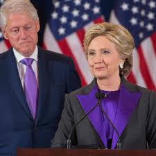 Hillary Clinton Blames Defeat On FBI Director James Comey